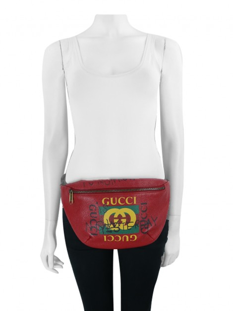 Bolsa Gucci Pochete Tomorrow Is Now Yesterday