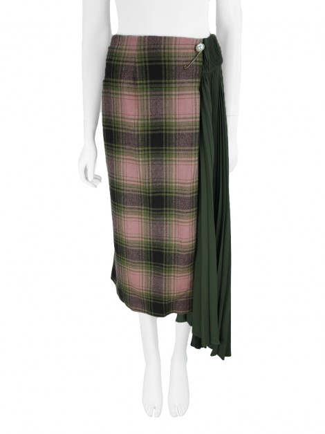 Saia  Mother of Pearl Marita Tartan