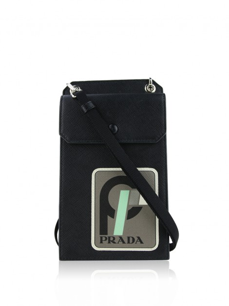 Bolsa Prada ID Holder Patch