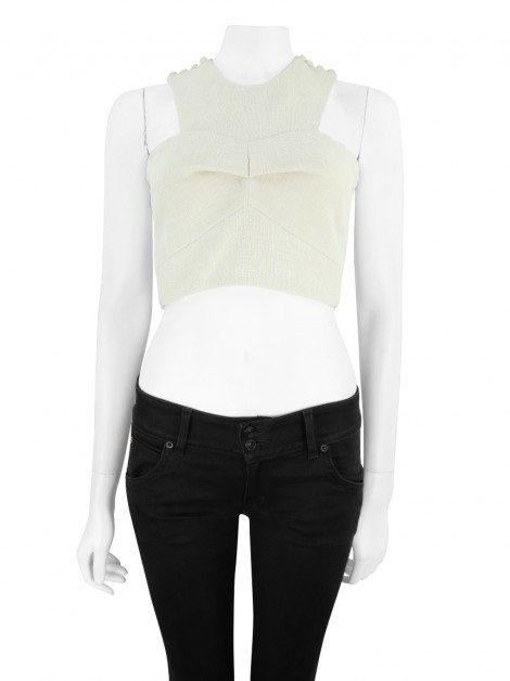 Top Paula Raia Cropped Luckypony