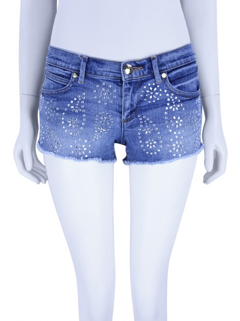 Shorts Juicy Couture Mini Bordado