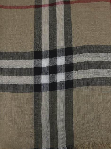 Lenço Burberry Estampa Giant Check