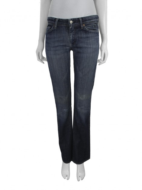Calça Seven For All Mankind Flynt Jeans Medio