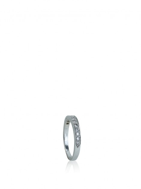 Anel Tiffany & Co Soleste Platina