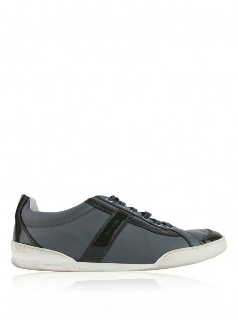 Tênis Christian Dior Homme Low-Top Cinza
