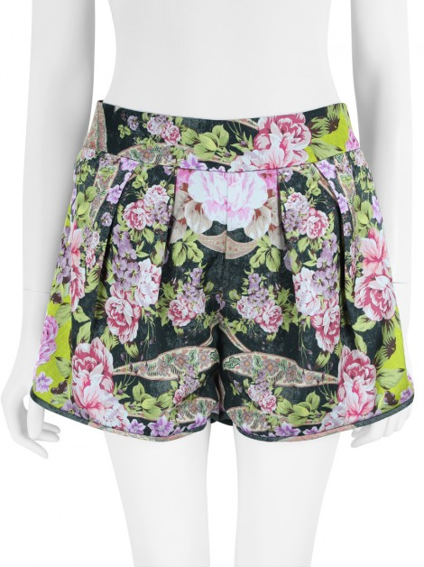 Shorts PatBo Curto Estampado