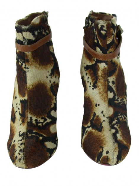 Bota Zeferino Cavalino Animal Print