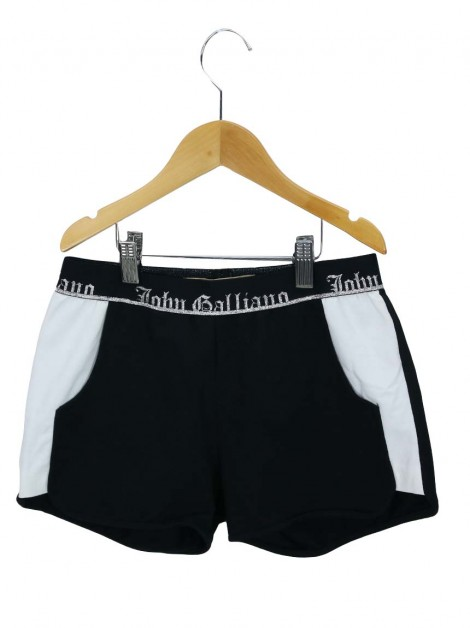 Shorts John Galliano Bicolor Infanto Juvenil