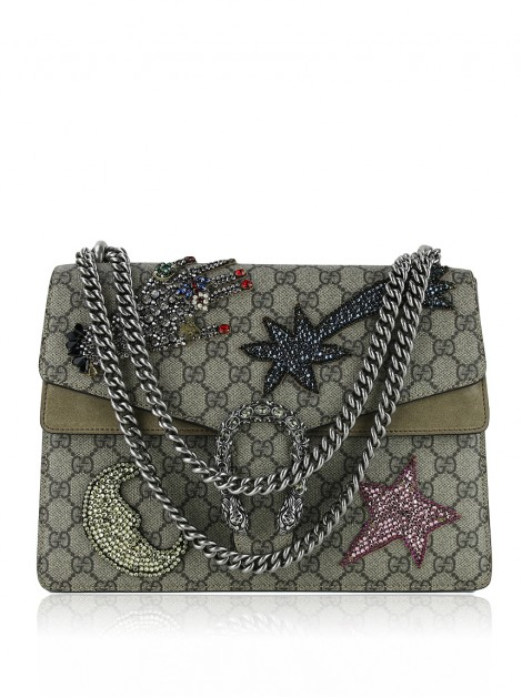 Bolsa Gucci Dionysus Shooting Star GG Supreme Medium