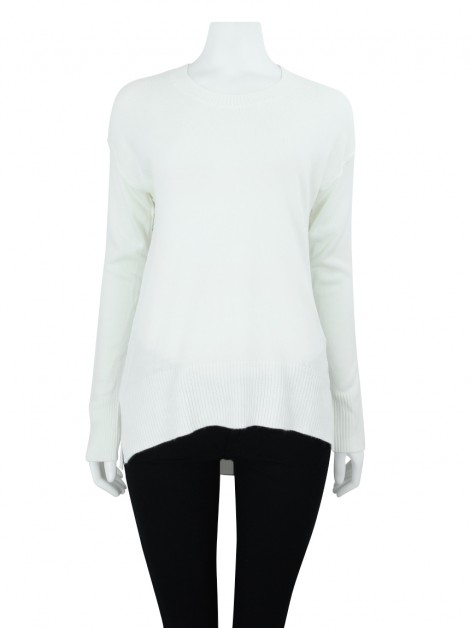 Casaco Le Lis Blanc Mullet Off White