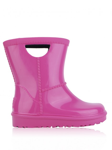 Galocha UGG Rubber Pink Toddler