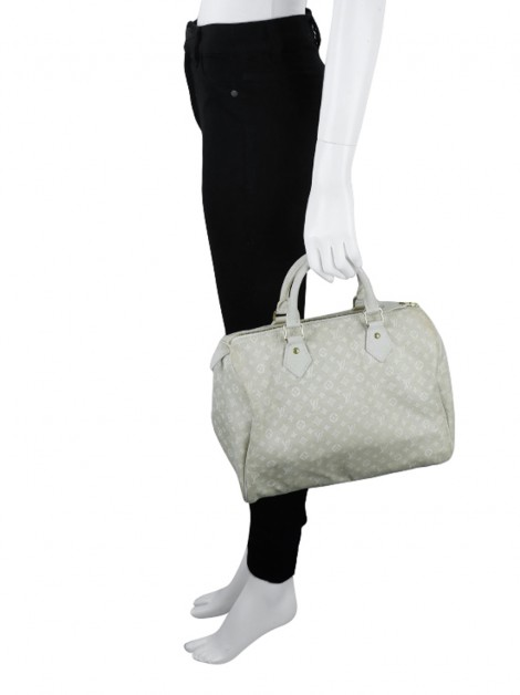 Bolsa Louis Vuitton Speedy 30 Mini Lin Dune