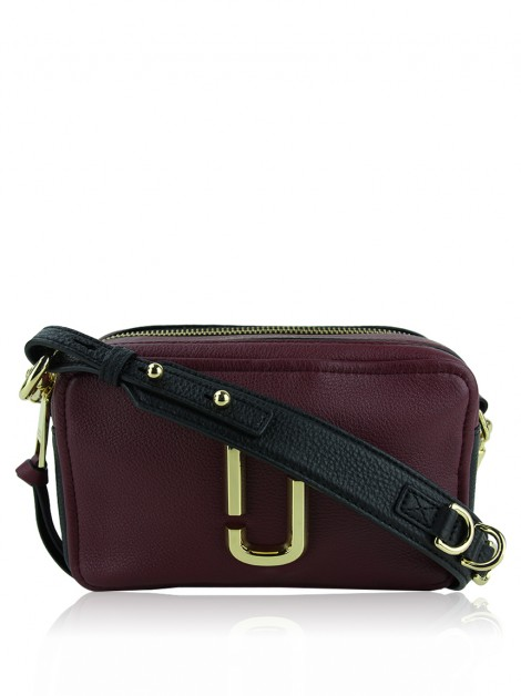 Bolsa Marc Jacobs The SoftShot 21 Bicolor