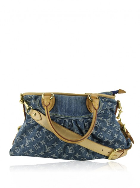 Bolsa Louis Vuitton Cabby Denim
