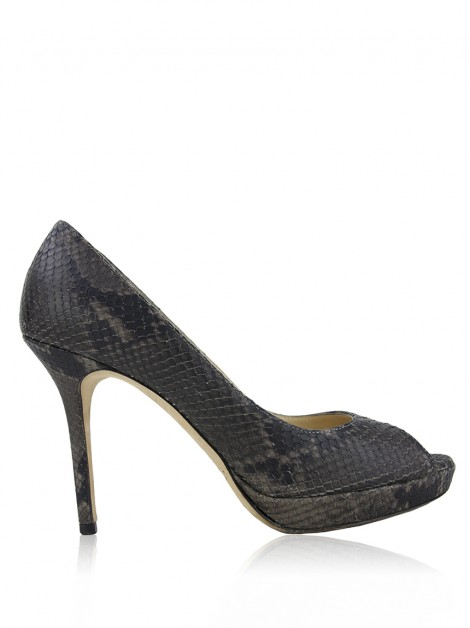 Sapato Jimmy Choo Luna Animal Print