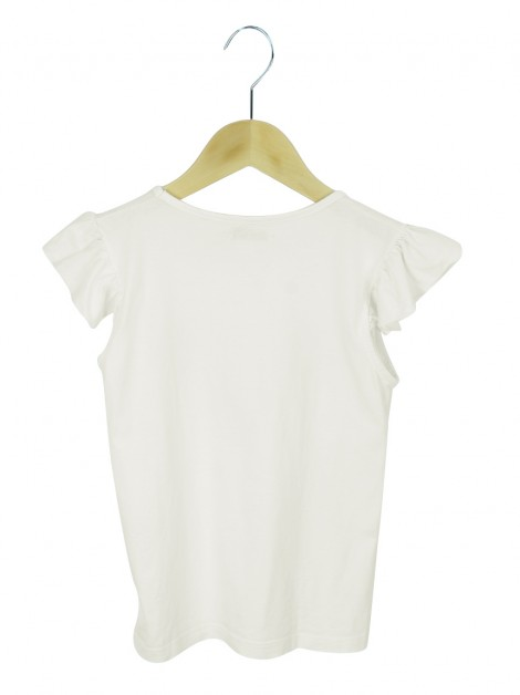 Blusa Mixed Kids Três Marias Off White Infantil