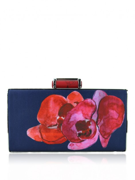 Clutch Carolina Herrera Scala Insignia