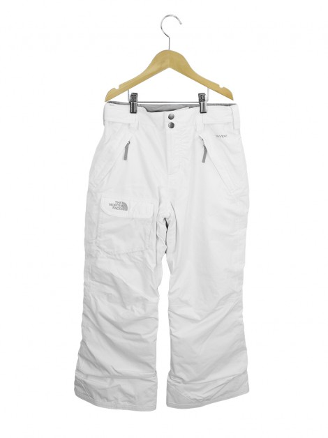 Calça The North Face Hyvent Branco Infantil