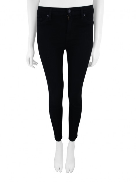 Calça Seven For All Mankind High Waist Ankle Gwenevere