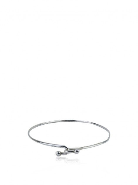 Bracelete Tiffany & Co Wire Prata