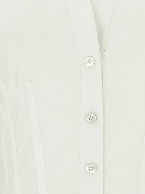 Camisa Armani Exchange Gorgorão Off White