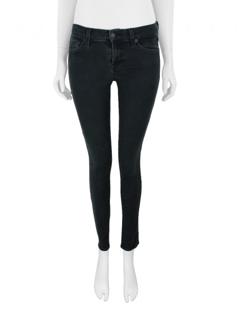 Calça Seven For All Mankind Denim Preto