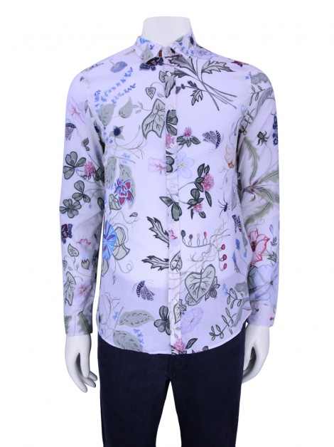 Camisa Gucci Floral By Kris Knight Masculina