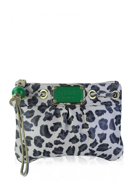 Clutch Marc by Marc Jacobs New Q Leopardo