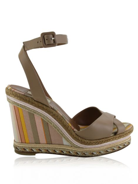 Anabela Valentino Native Couture 1975 Espadrille