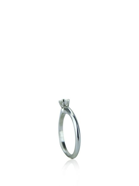 Anel Tiffany & Co Setting Platina