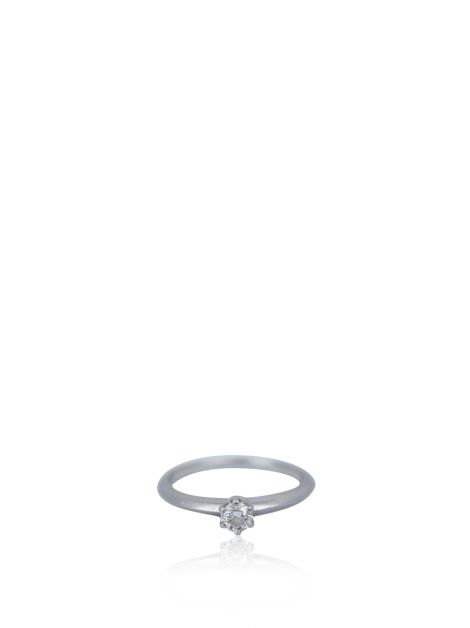 Anel Tiffany & Co. Diamante