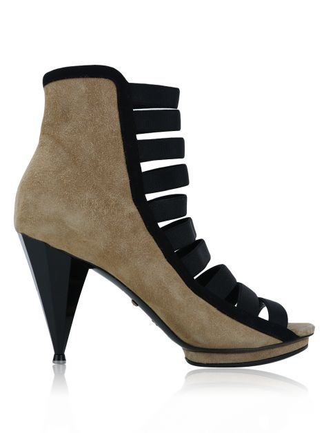 Ankle Boot Gucci Olimpia Nude