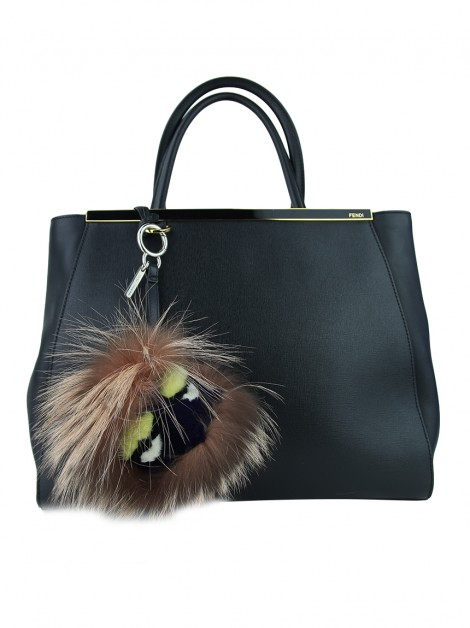 Chaveiro Fendi Punchy Monster Bug