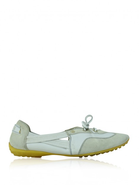 Slipper Tod''s Lace-Up Bicolor