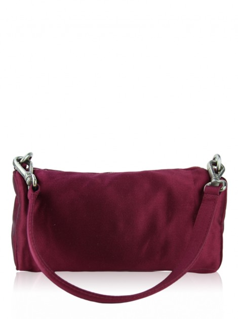 Clutch Prada Satin Soft Evening Edera