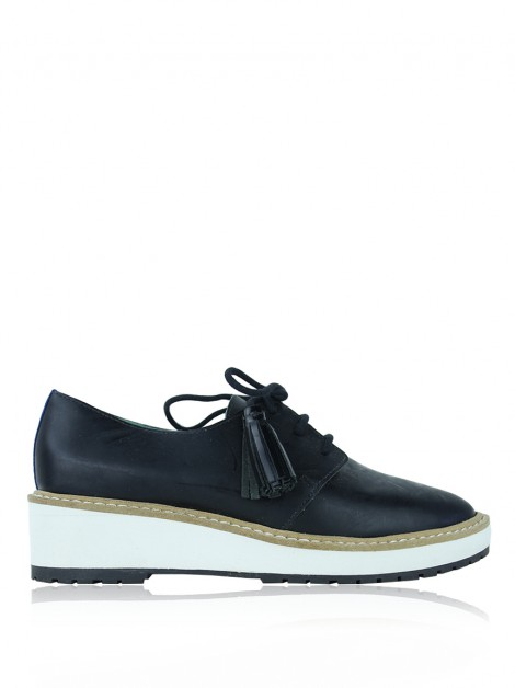Sapato Blue Bird Oxford Preto