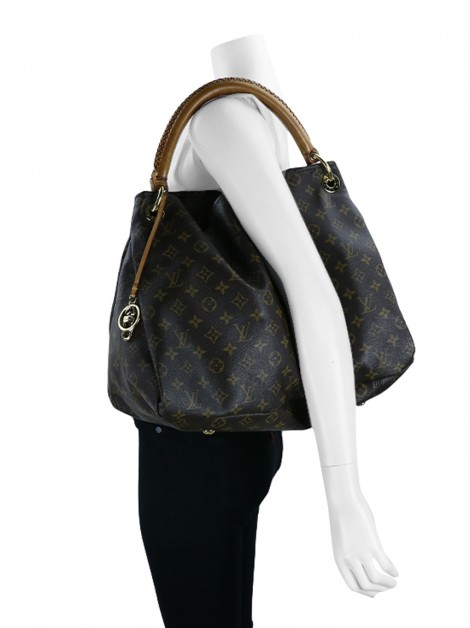 Bolsa Louis Vuitton Artsy Monograma MM