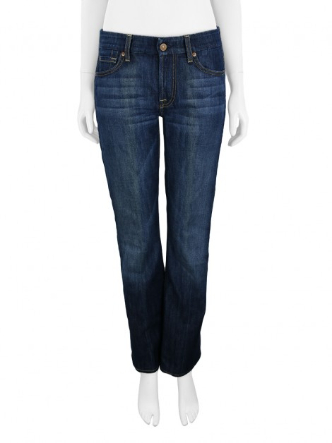 Calça Seven For All Mankind Kimmie Bootcut Flare Jeans