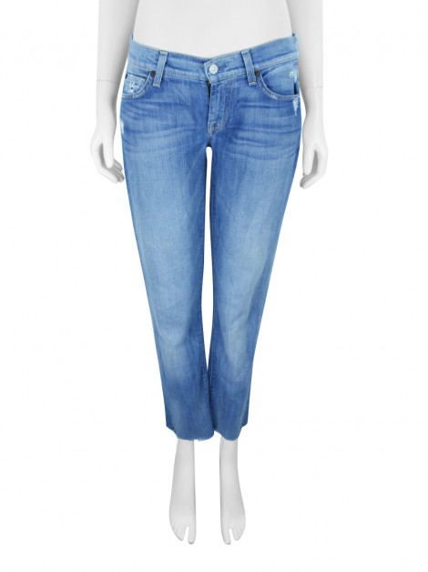 Calça Seven For All Mankind Roxanne