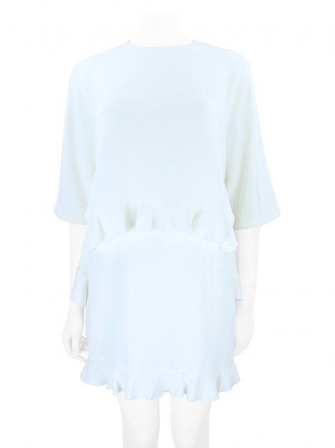 Vestido Stella Mccartney Rikki Off White
