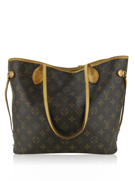 Bolsa Louis Vuitton Neverfull MM Monogram