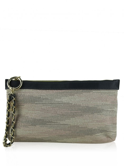 Clutch M Missoni Lurex Rosa