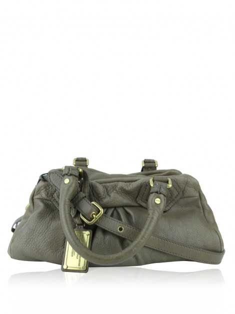 Bolsa Marc By Marc Jacobs Classic Q Baby Groovee Taupe