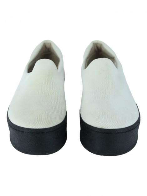 Tênis Opening Ceremony Cici Platform Slip On Branco