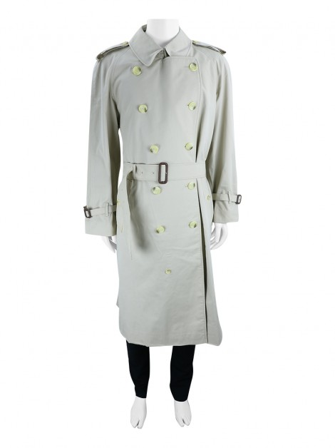 Casaco Burberry Vintage Trench Coat Bege