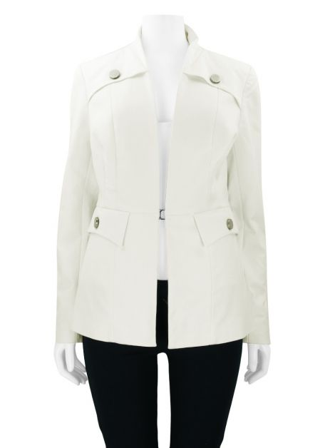 Blazer Animale Alfaiataria Off White