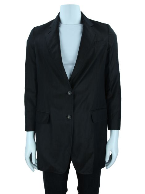 Blazer Paul Smith Lã Marrom