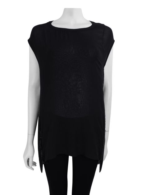 Blusa All Saints Spitalfield Correntes e Bordado