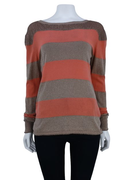 Blusa Animale Bordado Bicolor