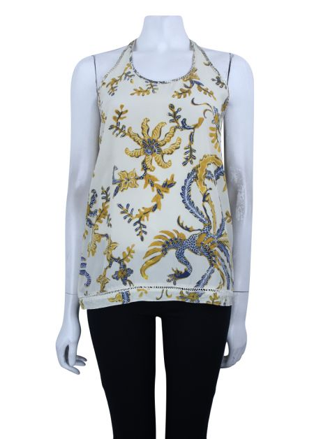 Blusa Animale Regata Estampada